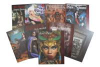Vampire - The Requiem Supplement Collection - 10 Books!
