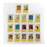 Yellow Spells Collection - 16 Yellow Spells