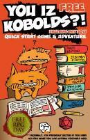 You Iz Kobolds?! (Free RPG Day 2015)
