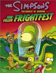 Simpsons, The - Treehouse of Horror, Fun-Filled Frightfest
