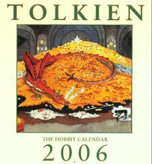 2006 The Hobbit Calendar