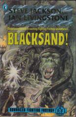 Advanced Fighting Fantasy #2 - Blacksand!