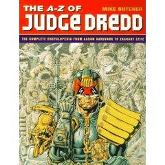 A-Z of Judge Dredd, The