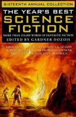 Year's Best Science Fiction, The - 16th Annual Collection