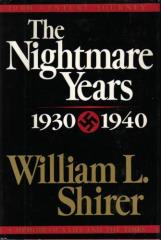 Nightmare Years, The