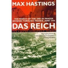 Das Reich - The March of the 2nd Panzer Division Through France, June 1944