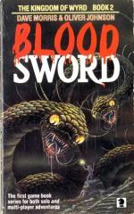 Blood Sword #2 - The Kingdom of Wyrd