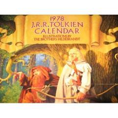 1978 J.R.R. Tolkien Calendar