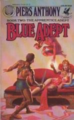 Apprentice Adept, The #2 - Blue Adept