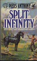 Apprentice Adept, The #1 - Split Infinity