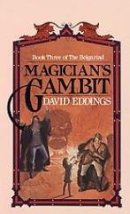 Belgariad, The #3 - Magician's Gambit