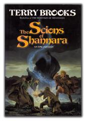 Heritage of Shannara, The #1 - The Scions of Shannara
