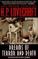 Dream Cycle of H.P. Lovecraft, The - Dreams of Terror and Death