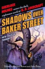 Shadows Over Baker Street - New Tales of Terror!