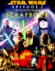 Star Wars Episode I - The Phantom Menace Scrapbook