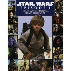 Star Wars Episode #1 - The Phantom Menace - Movie Storybook