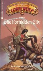 World of Lone Wolf, The #2 - The Forbidden City