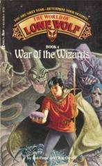 World of Lone Wolf, The #4 - War of the Wizards