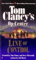 Tom Clancy's Op-Center #8 - Line of Control