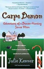 Carpe Demon - Adventures of a Demon-Hunting Soccer Mom