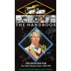 Handbook, The - The Fifth Doctor