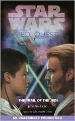 Jedi Quest #2 - The Trail of the Jedi