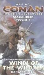Marauders #2 - Winds of the Wild Sea