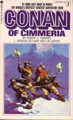 Conan of Cimmeria (1969 Printing)