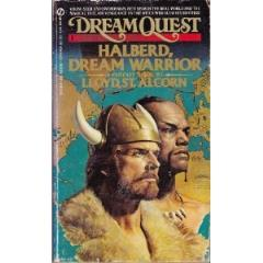 Dream Quest #1 - Halberd, Dream Warrior