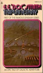 Lensman #1 - Triplanetary
