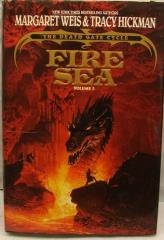 Death Gate Cycle #3 - Fire Sea
