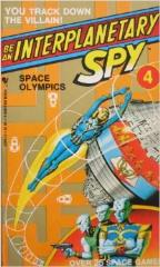 Be an Interplanetary Spy #4 - Space Olympics