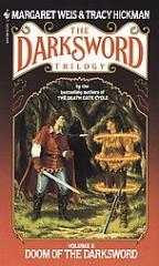 Darksword Trilogy, The #2 - Doom of the Darksword
