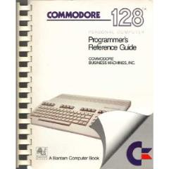Commodore 128 - Programmer's Reference Guide