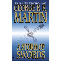 Song of Ice and Fire, A #3 - A Storm of Swords (2000 Printing)