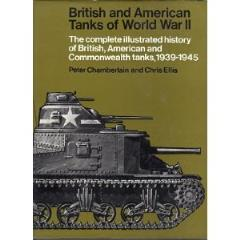 British & American Tanks of World War II