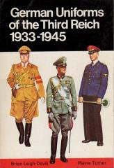 German Uniforms of the Third Reich, 1933-1945