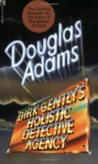 Dirk Gently #1 - Dirk Gently's Holistic Detective Agency