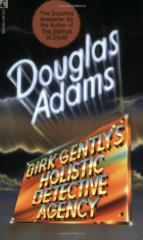 Dirk Gently #1 - Dirk Gently's Holistic Detective Agency
