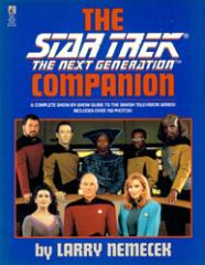 Star Trek The Next Generation Companion, The