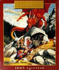 1995 Dragons Calendar