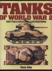 Tanks of World War 2