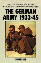 German Army , The - 1933-45