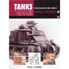 Tanks in Detail #4 - Medium Tank M3 to M3A5, General Lee/Grant