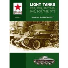 Russian Armor Vol. 2 - Light Tanks