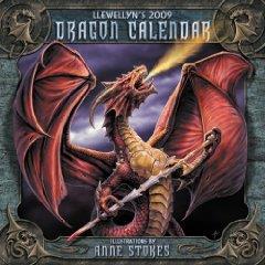 2009 Dragon Calendar