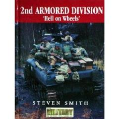 2nd Armored Division - 'Hell on Wheels'