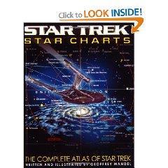 Star Trek Star Charts - The Complete Atlas of Star Trek