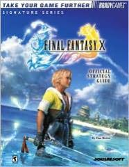 Final Fantasy X - Official Strategy Guide