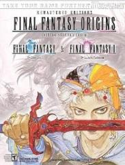 Final Fantasy Origins - Official Strategy Guide